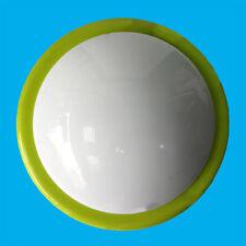 1x LED Verde empuje activado Vivero de Montaje en Pared Luz Nocturna 4xAA Baterías en