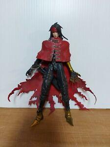Final Fantasy Advent Children Vincent Valentine Figure Loose Htf