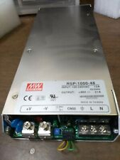 Mean Well RSP-1000-48 AC/DC Power Supply