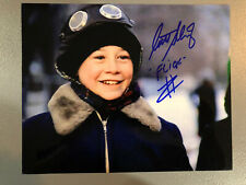 Scott Schwartz A Christmas Story Signed Autographed Photo 8 X 10