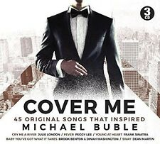 COVER ME - SONGS THAT INSPIRED MICHAEL BUBLE  3 CD NEU