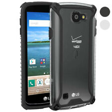 Poetic LG Optimus Zone 3/K4/Spree Shockproof Case [Affinity] TPU Cubierta 2 Color