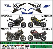 kit adesivi stickers compatibili tracer mt 09 fj 09 race