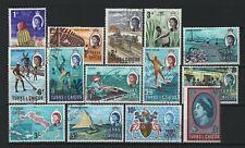 Turks & Caicos Islands - 1967 Used Set