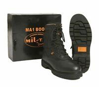 Tactical MA1 Boots schwarz Einsatzstiefel Armee Springerstiefel
