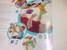 Fisher-Price Baby Activity Spielcenter Panda - Spielen im Liegen, Sitzen, Stehen