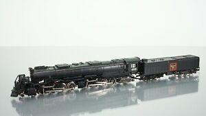 Rivarossi 4-8-8-4 Big Boy Union Pacific with Burlington Tender N scale