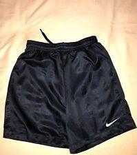 Nike Negro 10-12 Años Fútbol Pantalones cortos deportivos verano playa infantil