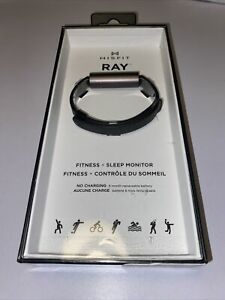 Misfit Ray - Fitness + ACTIVITY+ Sleep Tracker with Black Sport Band
