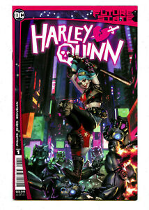 Future State: Harley Quinn #1-2 (2021) DC VF/NM to NM