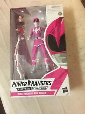 New listing Hasbro Power Rangers Lightning Collection - Mighty Morphin Pink Ranger