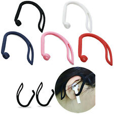 Silicone Ear Hook Accessories for AirPods 1 2 Pro Wireless Bluetooth Earphone Ms