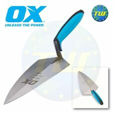 OX Tools Pro 11in Philadelphia Brick Trowel 280mm Solid Forged Steel P011211