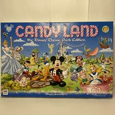 Candy Land Disney Theme Park Edition Disneyland Cinderella Castle (2 Cards Miss)