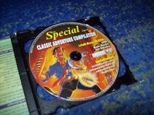 LUCASARTS Adventures Zak Mc Kracken Maniac Mansion LOOM usw. mehrere Spiele