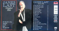 JAMES LAST CD- ,,GREATEST HITS'' -18 SUPER SOUNDS: COPA CABANA,THE LADY IN RED,O