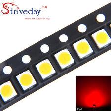 1000pcs lots 1210 SMD Red LED 3528 SMD LED PLCC-2 Super bright light