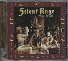 Silent Rage  – Still Alive   cd