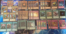 Yu-Gi-Oh! EXODIA THE FORBIDDEN ONE DECK FULL SET DECK BOX SLEEVED READY TO PLAY