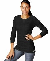 New Calvin Klein Performance Women's Thermal Long Sleeve Quick Dry Top PF5T3711