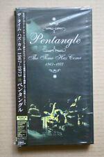 PENTANGLE - THE TIME HAS COME 1967 - 1973  - JAPAN LIMITED EDITION  BOX SET