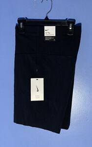 RARE! Plus Size 3X Women's Nike Yoga Luxe Rise Shorts DC5417 010