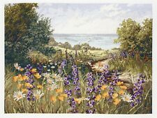RARE Counted Cross Stitch Kit Anchor Maia Collection Clifftop Footpath #APC937