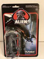 """2013 ReAction Super7 ALIEN """"The Alien"""" Action Figure 3.75"""" New"""