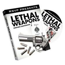 Lethal Weapons by Stephen Leathwaite and RSVP - Magic Tricks
