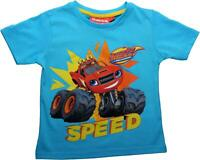 Blaze and the Monster Machines Kids Short Sleeve T Shirt