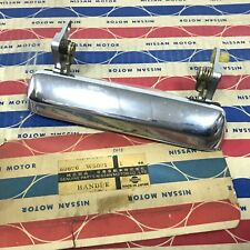 NISSAN DATSUN STANZA PA10 Outer Outside Door Handle Genuine Parts NOS JAPAN