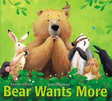 Bear Wants More, Good Condition Book, Wilson, Karma, ISBN 9780743477949