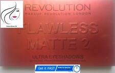 Makeup Revolution Ultra 32 Flawless Matte 2 Eyeshadow Palette