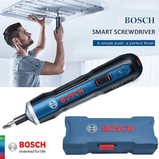 BOSCH GO 3.6V Smart Electric Screwdriver Portable Cordless Power Tool 6 Gears