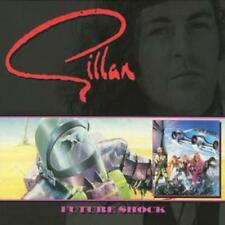 Gillan : Future Shock CD (2007) ***NEW***