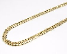 10K Gold Miami Cuban Chain 24 Inches 6MM 23.3 Grams