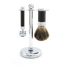 edwin jagger 3 er chrom gefüttert double edge shaving set s81m8611