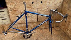Kit Cadre Columbus BRAIN, Shimano 600 tricolor / Frame Kit / Cycle