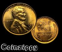 1953-D Lincoln Cent BU Uncirculated Penny