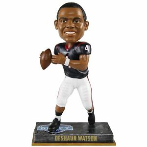 Houston Texans Clemson Tigers Deshaun Watson NFL Rookie Series Bobblehead - NEW!