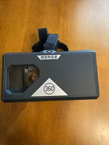 Merge 360 VR Headset Augmented and Virtual Reality Educational Game STEM Tool