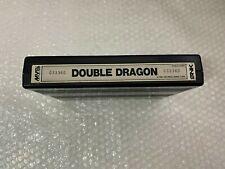 Snk Neo Geo Mvs Double Dragon EXC label 100% original