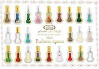Al Rehab 35ml Eau de Parfum Véritable Attar Sans Alcool Musk Oud Haute Qualité