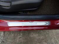 For Kia Picanto GT Line Accessories Door Sill Protector Scuff Plate Car Sticker