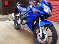 Honda CBR125R up to 2010 R&G Racing Classic Crash Protectors CP0135BL Black