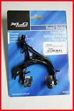 Xlc Comp road brake br-r01 Aluminium BLACK REAR ARRIERE vélo de course NEW