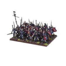 Undead Skeleton Regiment (20) -- Kings of War -- Mantic Games