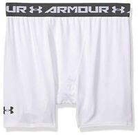 Under Armour Men's HeatGear Armour Compression Mid Shorts