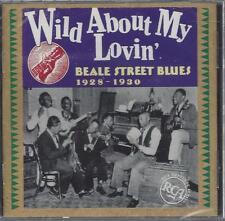 WILD ABOUT MY LOVIN' BEALE STREET BLUES 1928-1930 Memphis Jug Band RARE NEW CD