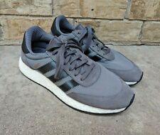 Adidas Iniki Runner Grey FourCore BlackFootwear White BY9732
